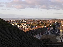Eastern end of the South Downs from Bexhill - geograph.org.uk - 629335.jpg
