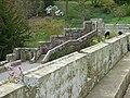 Eastnor Castle - steps from Upper Terrace to the Lower Terrace-33209549634.jpg
