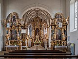 Ebern Friedhofskapelle St. Maria, Georg und Vitus 9091076-HDR.jpg