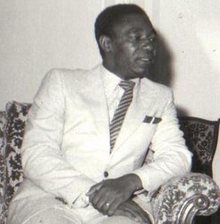 Edgar Tekere Zimbabwean politician