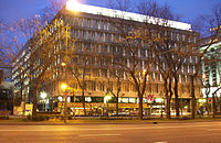 Edificio IBM (Pº Castellana 4, Madrid) 01.jpg