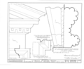 Edward Dexter House, 72 Waterman Street (moved from George Street), Providence, Providence County, RI HABS RI,4-PROV,23- (sheet 40 of 53).png