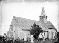 Eglise - Ensemble sud-ouest - Champmotteux - Médiathèque de l'architecture et du patrimoine - APMH00016406.jpg