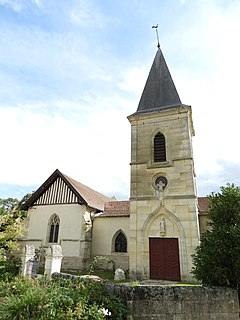 Villotte-devant-Louppy Commune in Grand Est, France