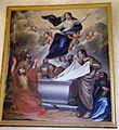 Eglise saint Martin de Tours de Marcé, assomption de la Vierge.jpg
