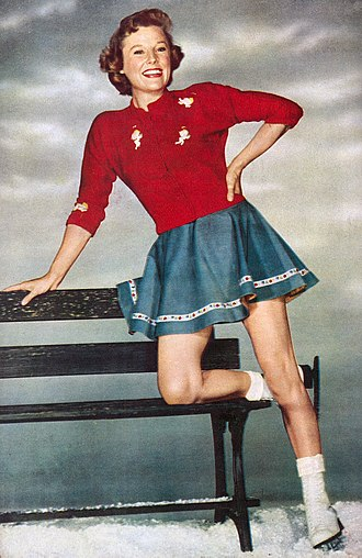 June Allyson - Circa 1953