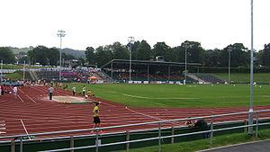 Eirias Stadium - Eirias Stadium