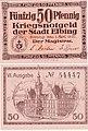 Elbing (Elbląg) - 50Pf. 1920.jpg