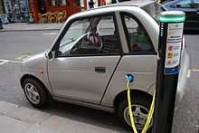 Plug In Electric Vehicles In The United Kingdom Wikipedia