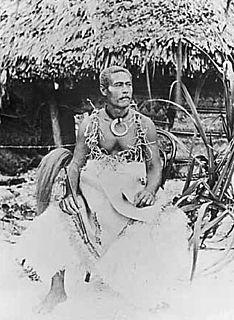 Tui Manuʻa Elisala politician