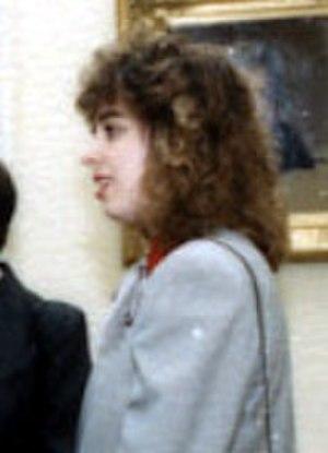 Elizabeth Azcona Bocock - Azcona in 1987
