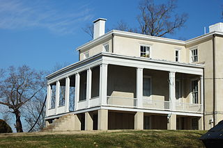 Elk Hill (Goochland, Virginia) building in Virginia, United States
