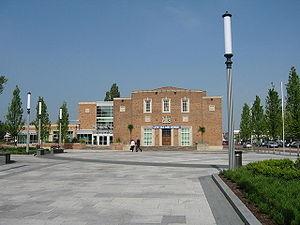 Ellesmere Port - Civic Hall