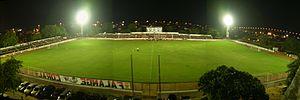Ferroviário Atlético Clube (CE) - Vila Olímpica Elzir Cabral at night