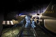 Embarquement dans un avion C-47 au Musée Airborne