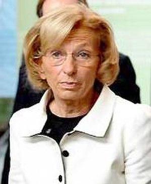 Lazio regional election, 2010 - Image: Emma Bonino