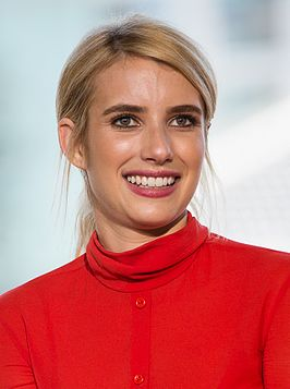 Emma Roberts in 2016.