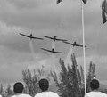 Encerramento da VII Olimpíada da Força Aérea com show da Esquadrilha da Fumaça no Campo dos Afonsos..tif