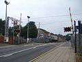 Enfield Lock stn level crossing look west.JPG