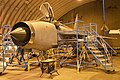 English Electric Lightning F53 (ZF581) (13985531489).jpg