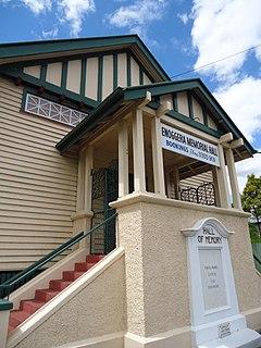 Enoggera Memorial Hall