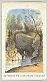 Entrance to Cave from the Lake, from the series, Views in Central Park, New York, Part 2 MET DP849380.jpg