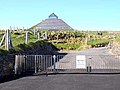 Entrance to Ceide Fields Visitor Centre - geograph.org.uk - 1881639.jpg