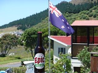 Beer in New Zealand