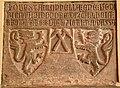 Epigrafe, chiesa di Sant'Agostino (Massa Marittima) 03.jpg