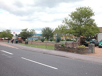 Epsom and Ewell High School - Image: Epsom and Ewell High School geograph.org.uk 42532