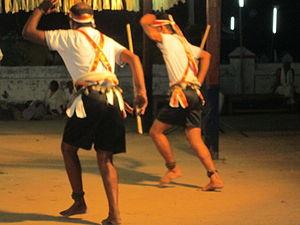 Kanyarkali - The Erattakudan purattu of kanyarkali