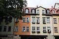Erfurt, Krämerbrücke, aussen, Südseite-007.jpg