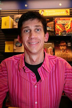 Eric Shanower - Image: Eric Shanower 20070203 Fnac