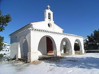 Beneixama - Image: Ermita Sant Isidre Beneixama