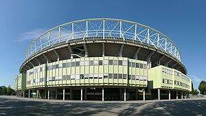 1994–95 UEFA Champions League - Image: Ernst Happel Stadion 01