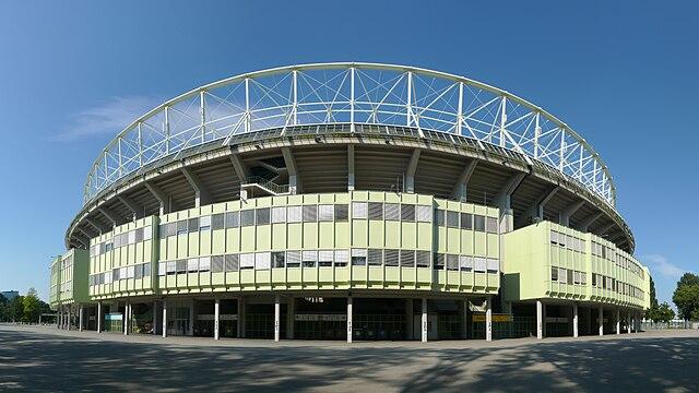 Ernst Happel Stadion Other Venue In Vienna Austria Travel Guide
