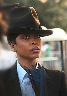 Erykah Badu American singer, songwriter and record producer from Texas