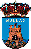 Coat of arms of Bullas