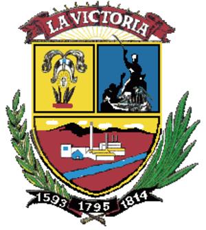 La Victoria, Aragua - Image: Escudo Jose Felix Ribas Aragua