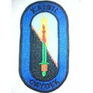 Kaibiles - Image: Escudo Kaibil