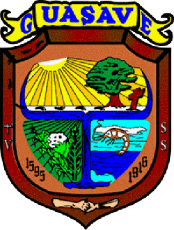 Official seal of Guasave
