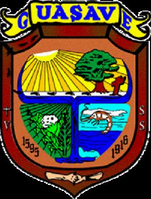 Guasave - Image: Escudooficial 2