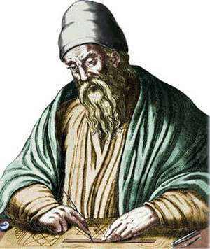 Euclid - Image: Euklid von Alexandria 1