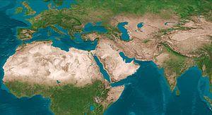 Near East South Asia Center for Strategic Studies - NESA Area of Engagement