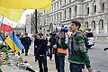 Euromaidan rally outside Downing Street (14679647132).jpg