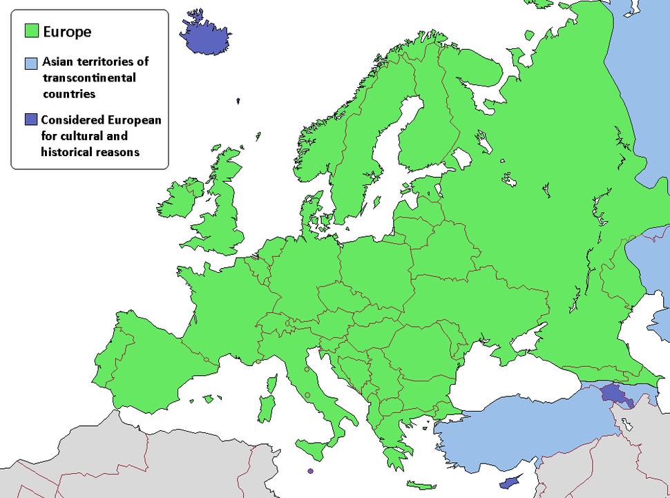 Europe-Asia border (geographic)