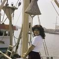 Eurovision Song Contest 1980 postcards - Samira Bensaïd 14.png