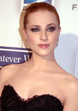 Evan Rachel Wood in 2009
