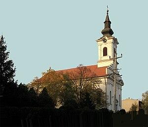 Kulpin, Serbia - The Evangelical (Slovak) Church