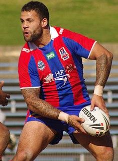 Evarn Tuimavave New Zealand rugby league footballer